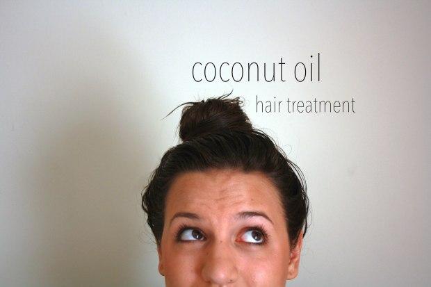 Daily Sprinkles Coconut Oil Hair Treatment