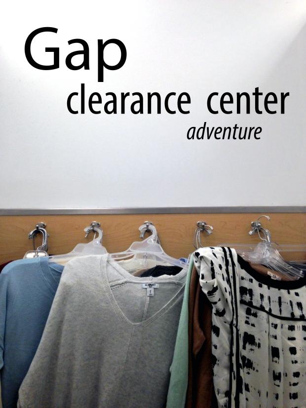 GapClearanceCenterTitle